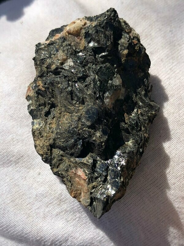 Reincarnated Soul Crystal~ Black Quartz, White Quartz, Black Beryl, White Beryl, Flourite, Tourmaline