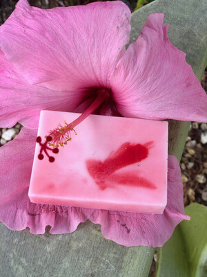 Pure Rose Oil Face Soap