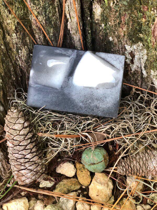 Honey Charcoal Soap