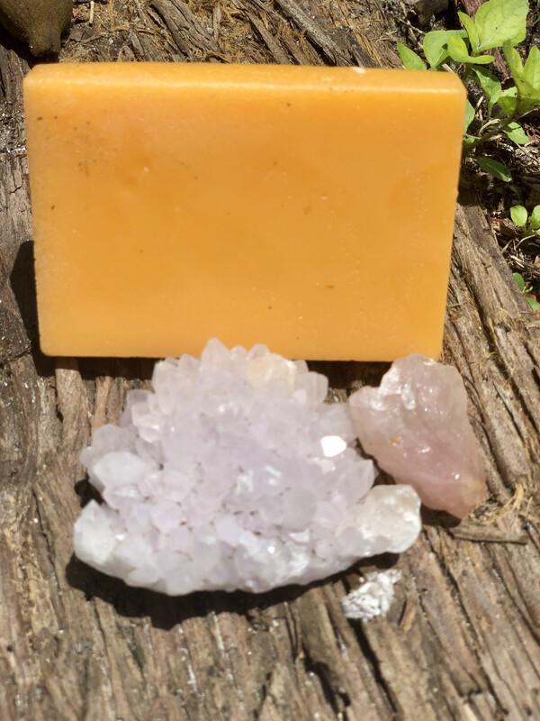 Mango CBD Soap