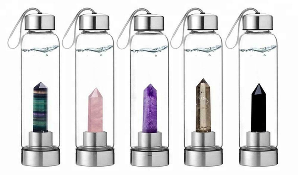 Crystalline Water Bottle