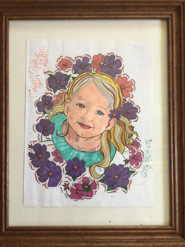 Mother Of All Creation Artwork~ Child Like Wonder