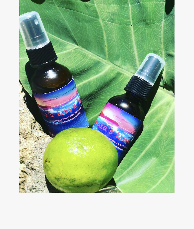 Gaia's Love Spray