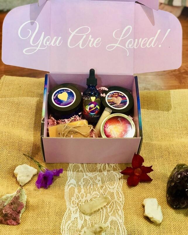 Gaia's Healing Kit