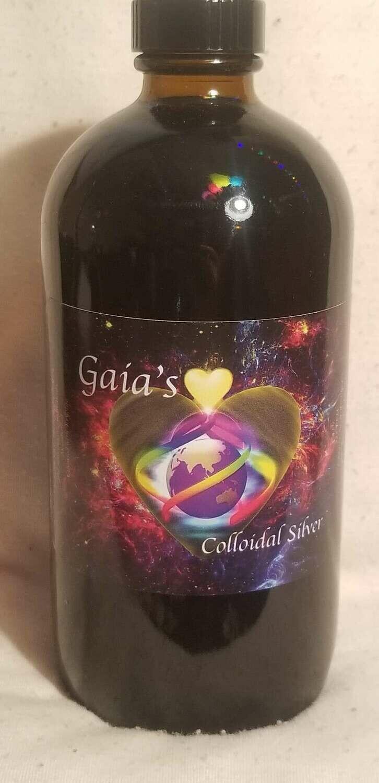 Gaia's Colloidal Silver, 16oz