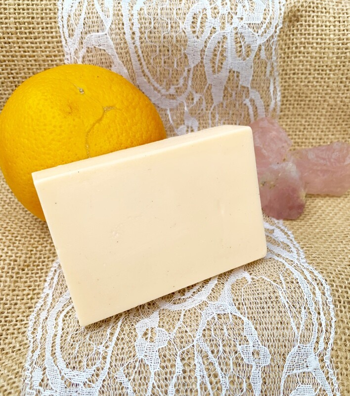 CBD Orange Creamsicle Soap