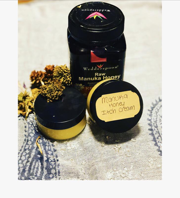 Gaia's Manuka Honey Itch Cream
