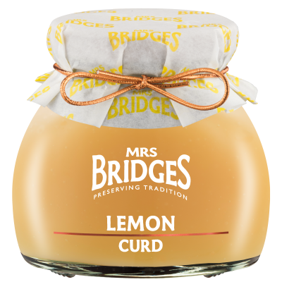 Mrs Bridges Lemon Curd 113g