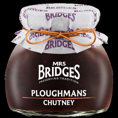 Mrs Bridges Ploughmans Chutney 100g Ploughmans100g