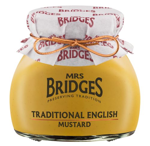 Mrs Bridges Traditional English Mustard 200g EnglishMustard