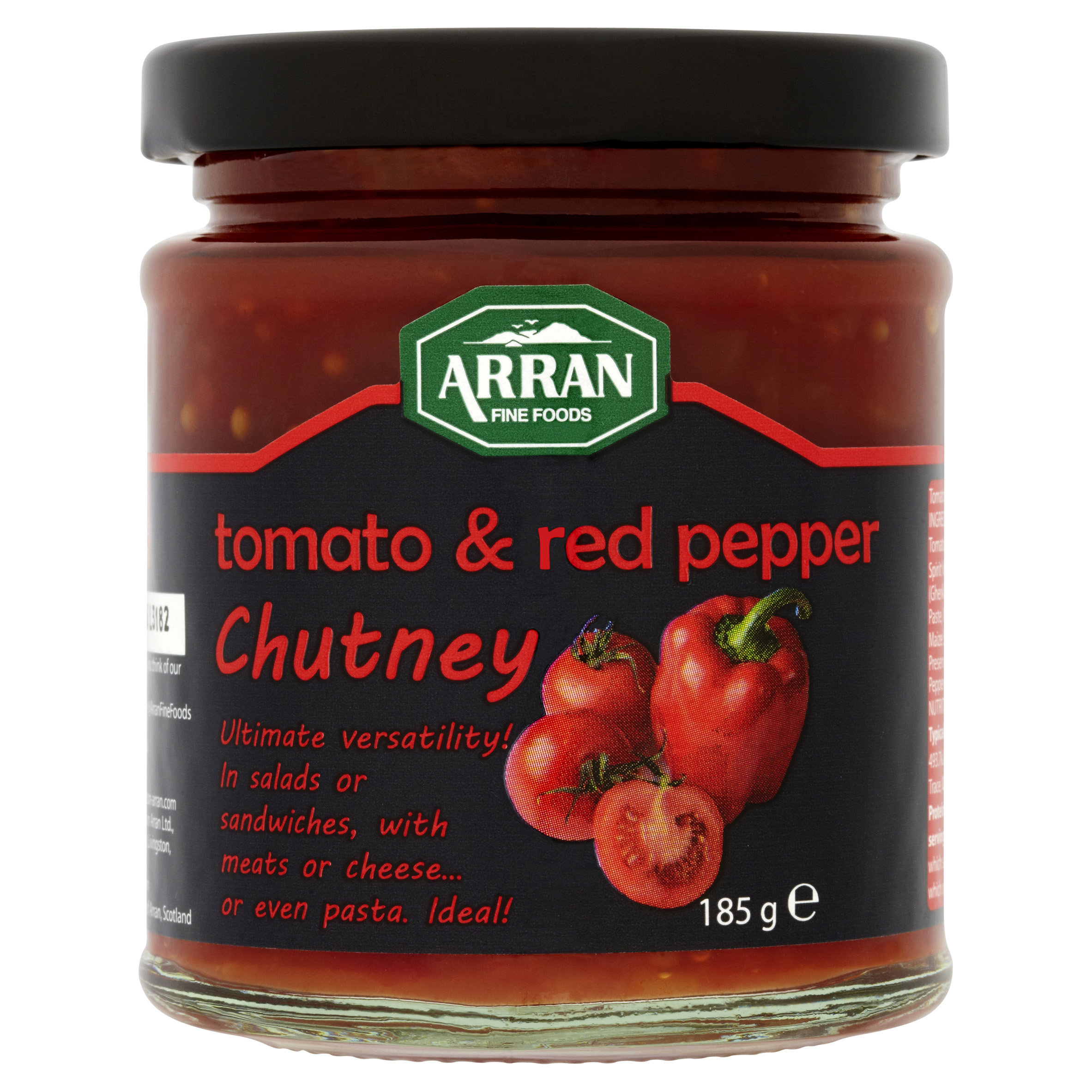 Tomato & Red Pepper Chutney ChutTomato