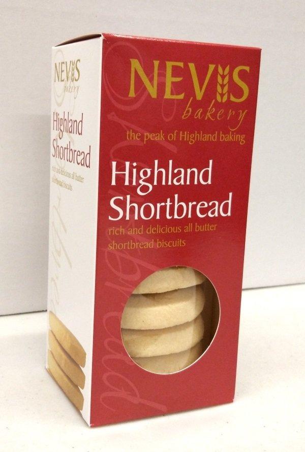 Nevis Bakery Luxury Highland Shortbread (200g)