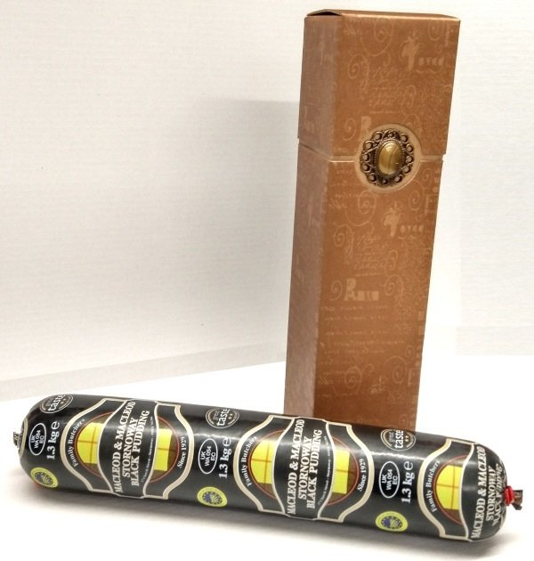 Stornoway Black Pudding in a Gift Box