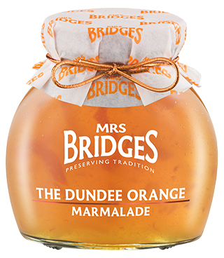 Mrs Bridges Dundee Orange Marmalade 340g