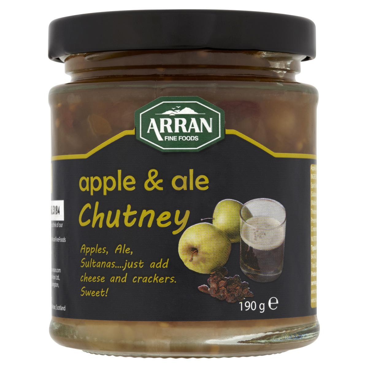 Apple & Ale Chutney ChutApple