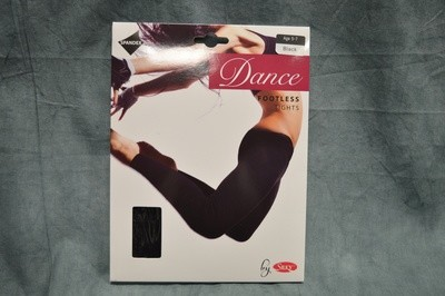 Silky Footless  Tights