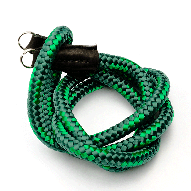 Lt. DoubleMint. Medium Camera Strap