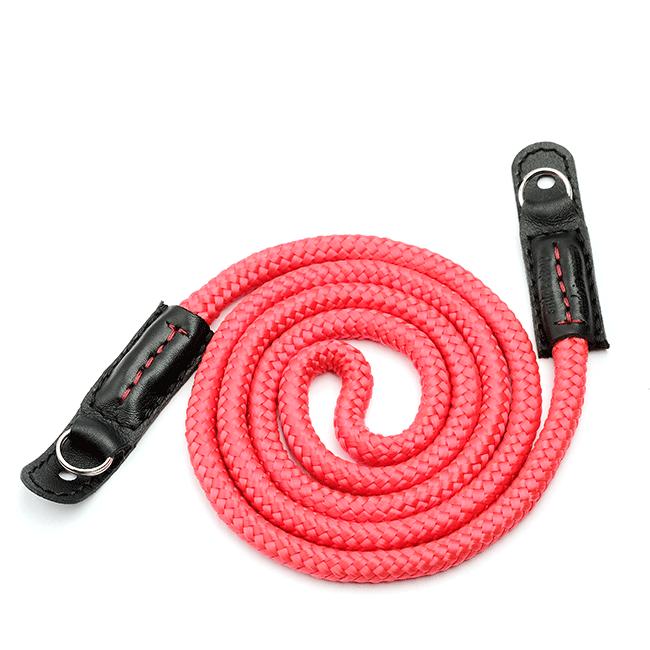 SJ.DeLuxe Red Camera Strap
