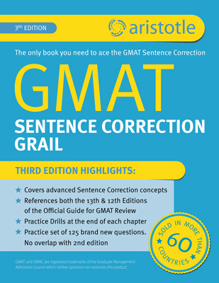 Gmat sentence correction grail 3rd edition ebook fandeluxe Images