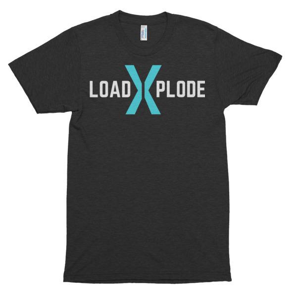 LoadXplode short sleeve soft t-shirt 00008