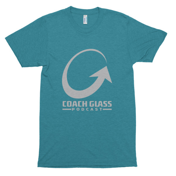 Coach Glass Podcast short sleeve soft t-shirt 00010