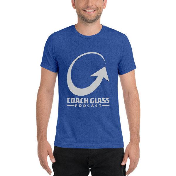 Coach Glass Podcast Short sleeve t-shirt 00003