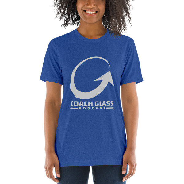 Coach Glass Podcast Short sleeve t-shirt 00005