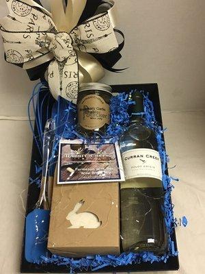 Pinot Grigio wine baking box 00199
