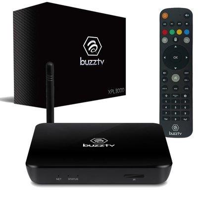 BUZZTV XPL 3000 enregistreur
