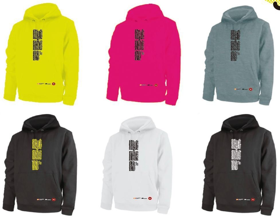 Sweatshirt Kangool com capuz BBE 3D