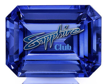 Cycles 75th Anniversary Sapphire Club Membership