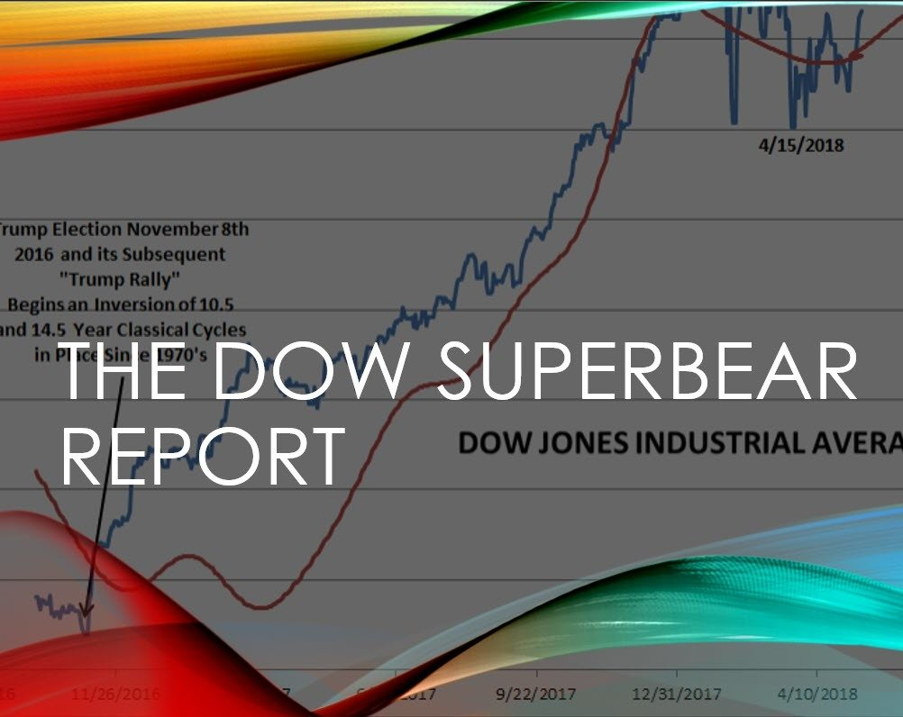 "Symposium 2019 Wealthbuilder Academy ""The Dow Superbear Report"" - Annual Fee"