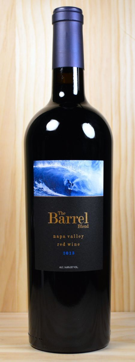 Hill Family Napa Barrel Blend 2015 07VB3FQA1D89A