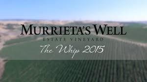 """MURRIETA'S WELL """"The Whip"""" 2015 TM2NZCF8XA17M"""