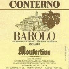 2004 Giacomo Conterno Barolo Monfortino Magnum 00005