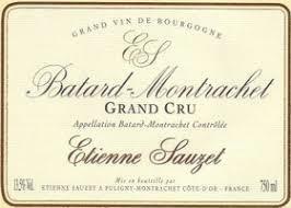 2015 Sauzet Batard Montrachet D7DNN5BXZ6V4A