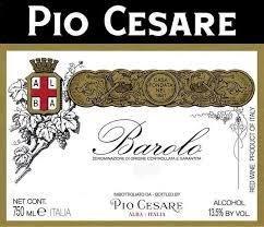 2007 Pio Cesare Barolo 830SRPSXCFCXM