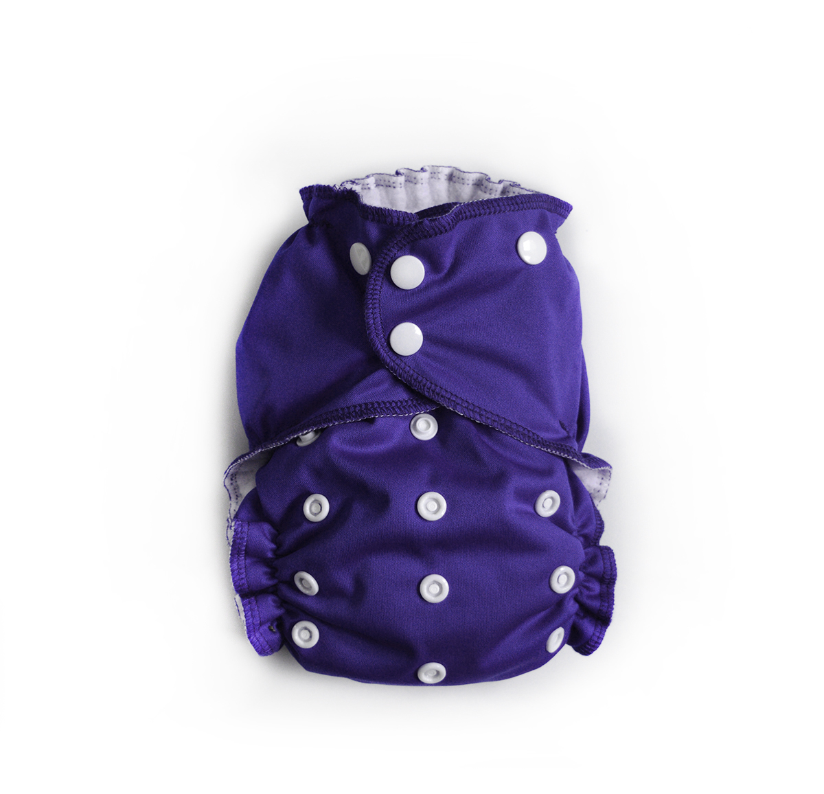 Easy Peasies® One Size Reusable Cloth Pocket Diaper - Grape 00710