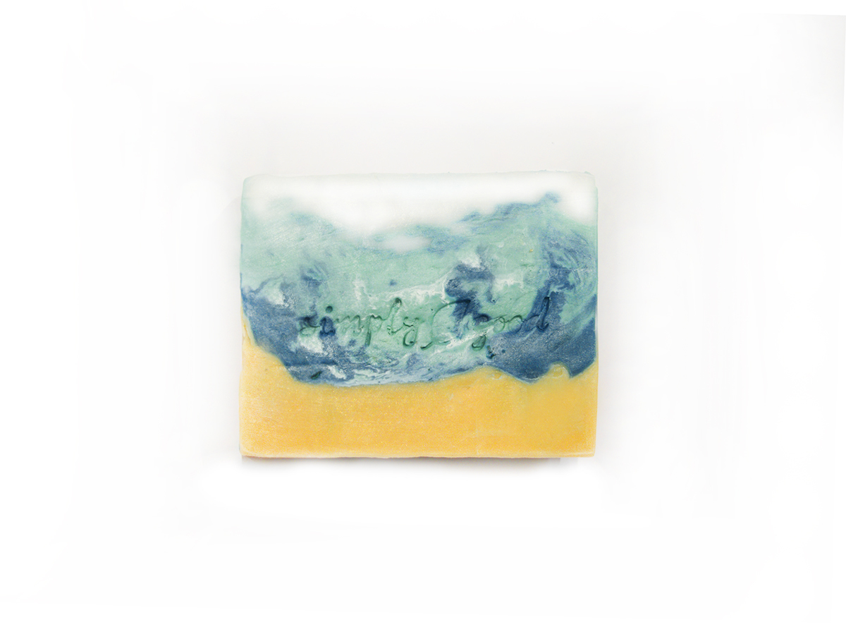 Shediac Bay Simply Good™ Triple Butter Vegan Soap Bar 00717