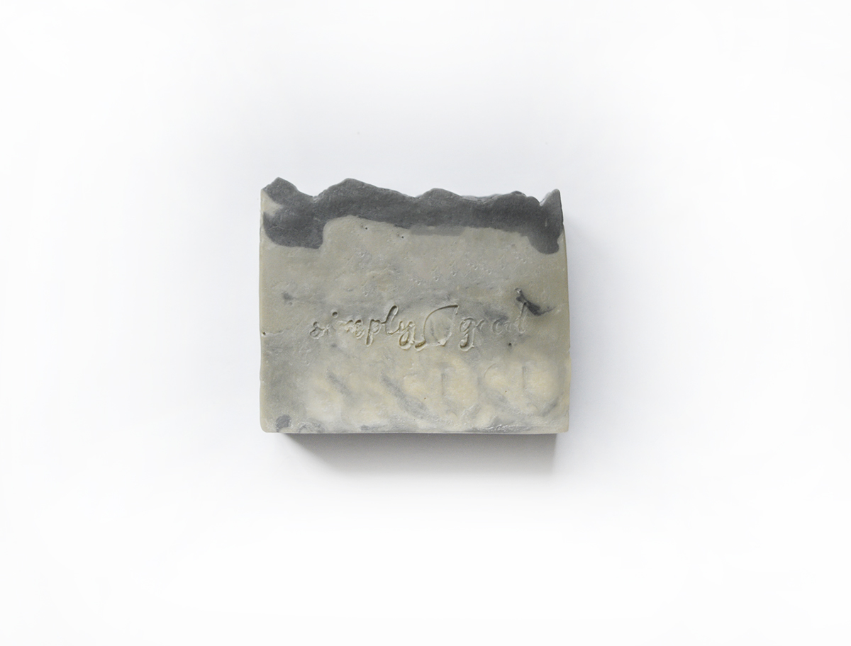 Forest Mist Simply Good™ Triple Butter Vegan Soap Bar 00735