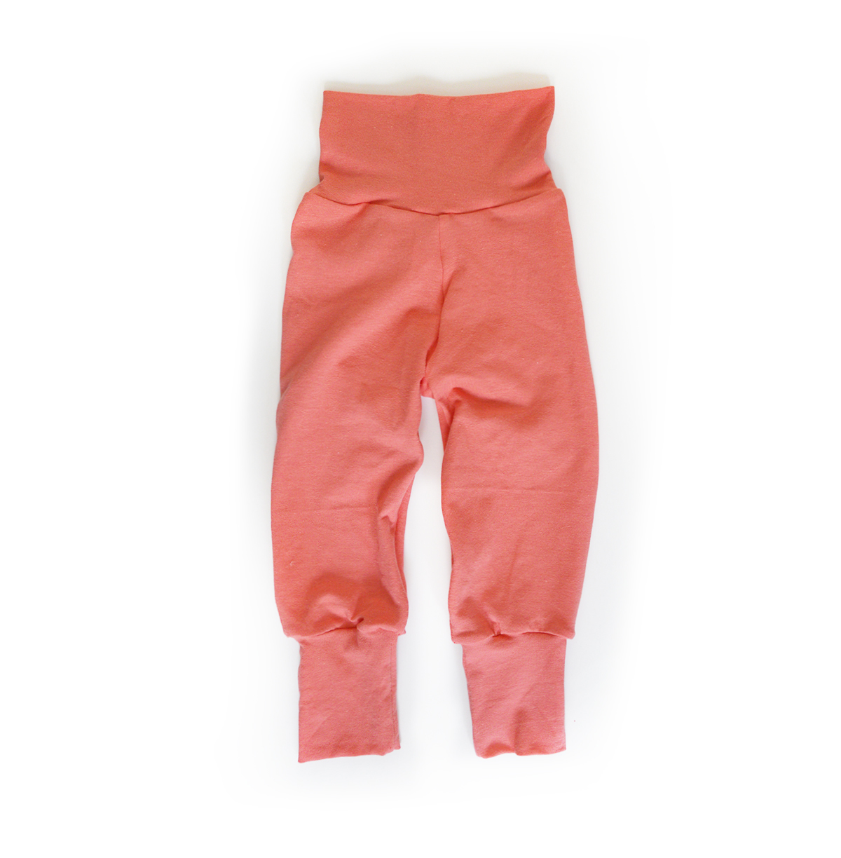 Little Sprout Pants™ Coral - Cotton 00481