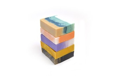 Full Set Simply Good™ Triple Butter Vegan Soaps