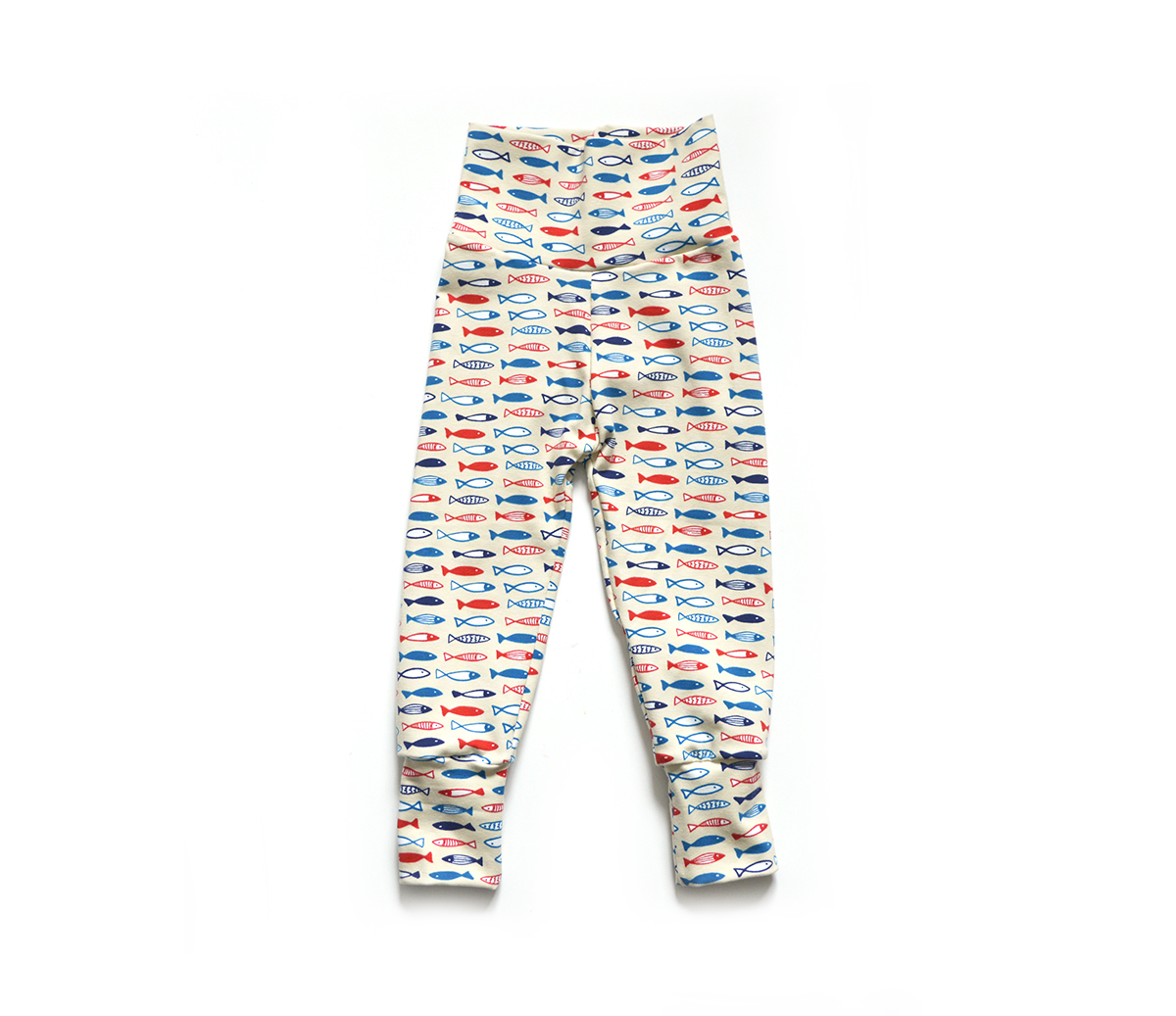 Little Sprout One-Size Pants™ Fishin' - Cotton 00753