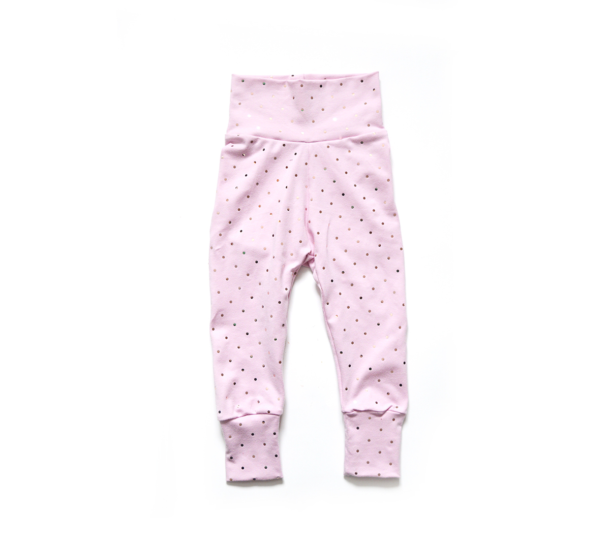 Little Sprout One-Size Pants™ Spangled Pink 00777