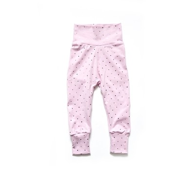 Little Sprout One-Size Pants™ Spangled Pink
