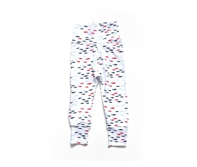 Little Sprout One-Size Pants™ Gone Fishing - Cotton