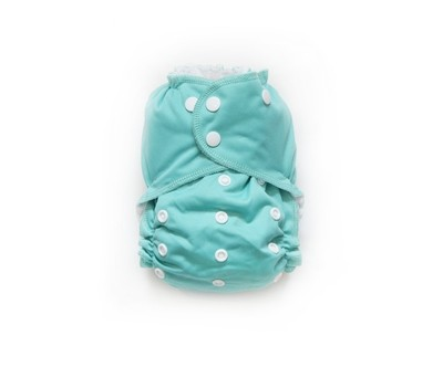 Easy Peasies® One Size Reusable Cloth Pocket Diaper - Jewel
