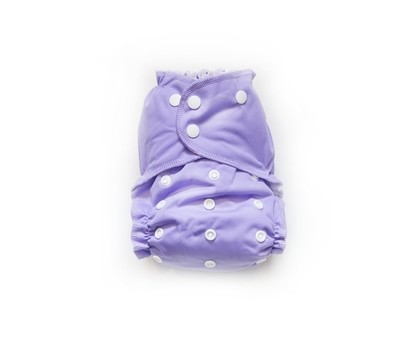 Easy Peasies® One Size Reusable Cloth Pocket Diaper - Lupin