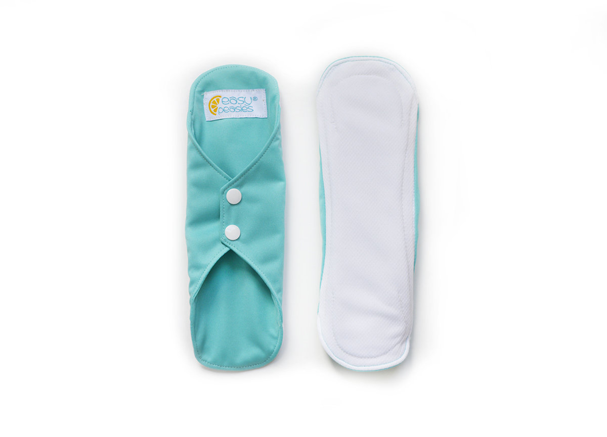 Jewel Easy Pad™ Reusable Menstrual Sanitary Napkin 00835