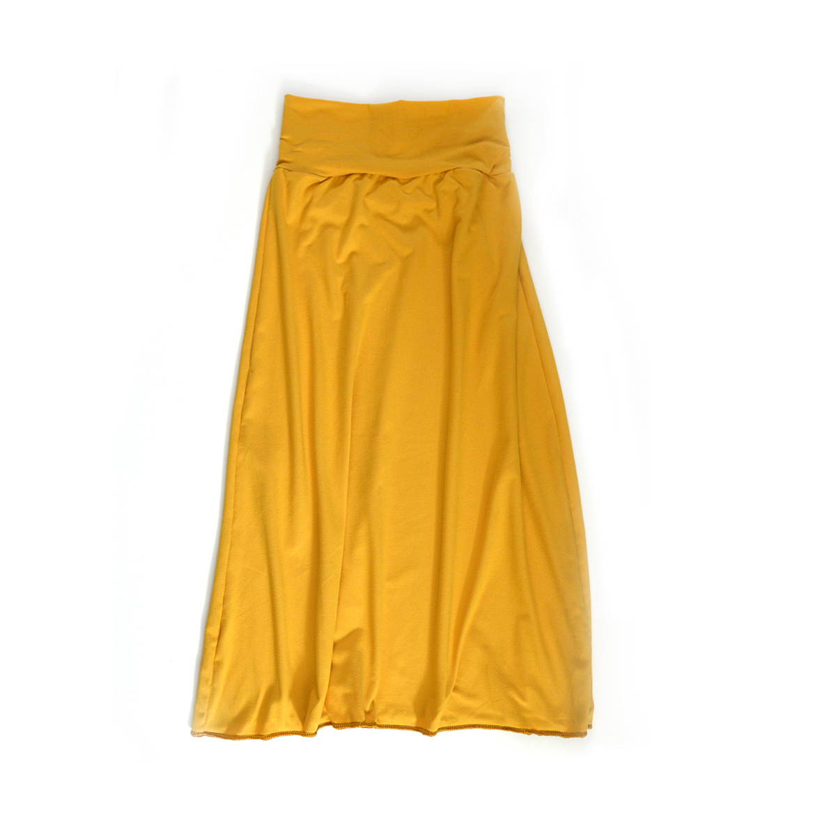 Little Sprout™ Girl's Maxi Skirt - Golden Child 00846
